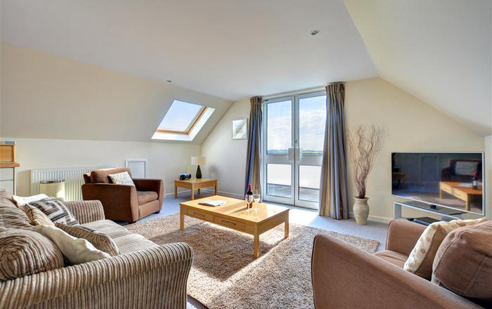 Merlin Apartment 3, Mawgan Porth