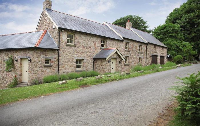 Nicholaston Cottage, Gower