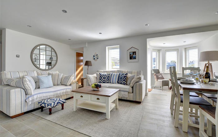 1 Seaspell Apartment, Padstow