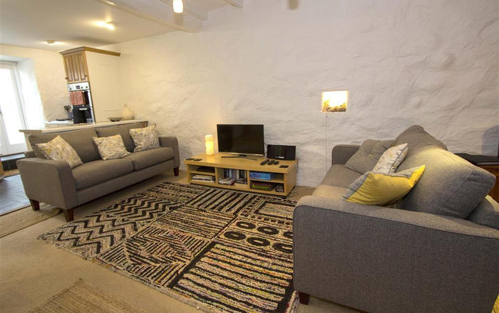 10 Porthmeor Square Apartment, St Ives