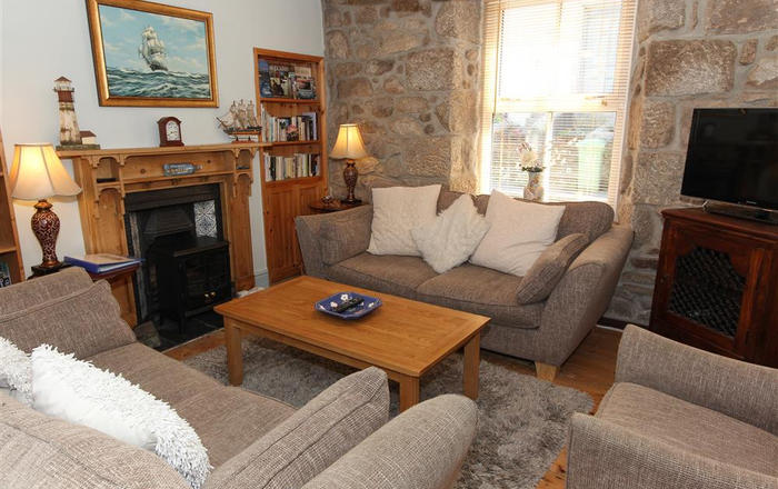Godrevy Sight, 32 Trenwith Place, St Ives