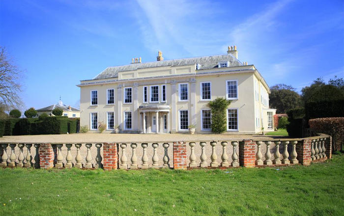 Worlingham Hall, Worlingham, Worlingham
