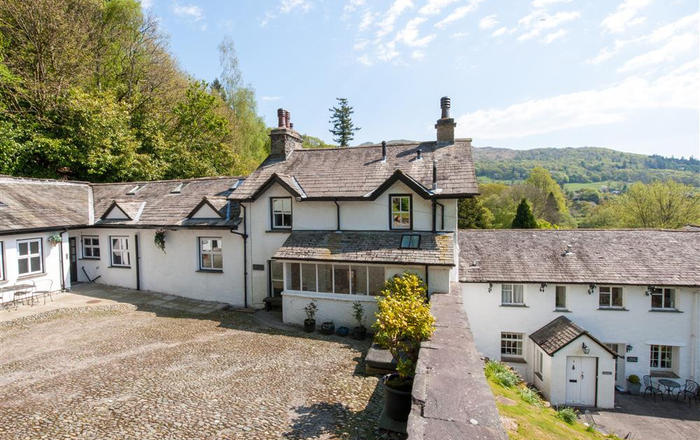 Croft Cottage, Clappersgate