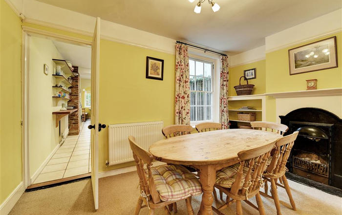 4 Old Homes - Pebble Cottage, Thorpeness