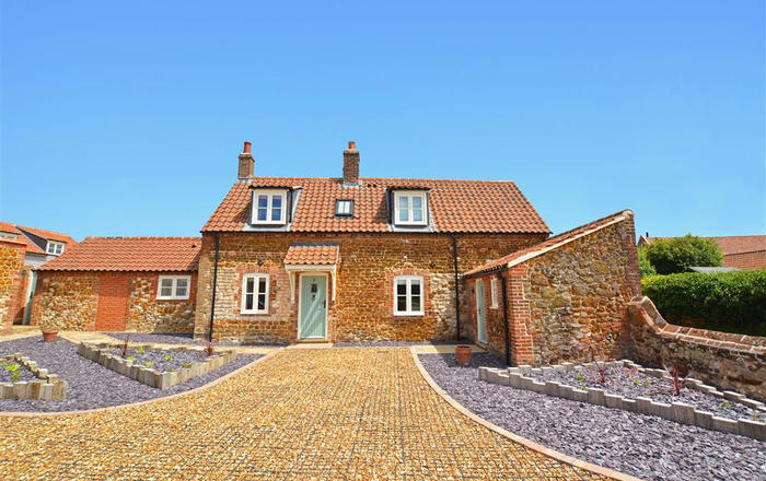 3 Top End Cottages, Ringstead