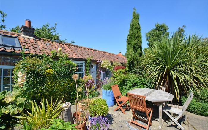 Poppy Cottage, Stiffkey