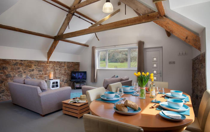 The Granary Mill Apartment, Chudleigh