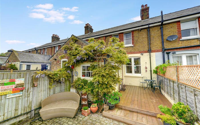 Island Cottage, Whitstable
