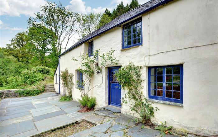 Merlin Cottage, Lostwithiel