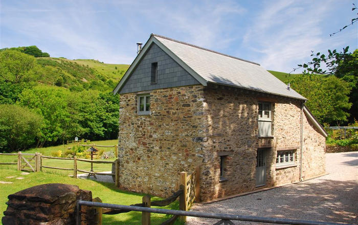 Keepers Cottage, Brendon, Lynton
