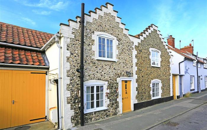 Flint Cottage, Aldeburgh