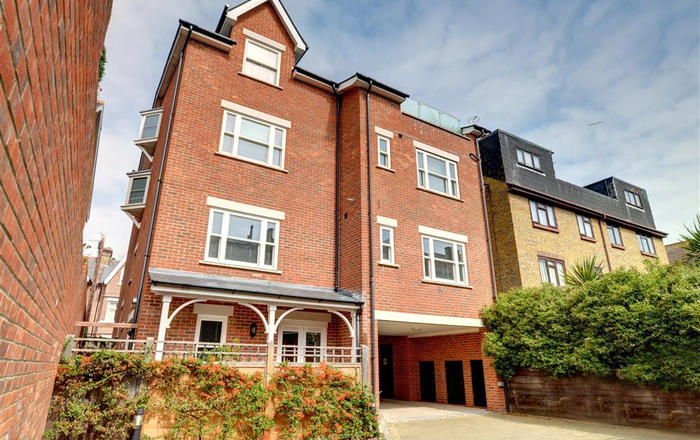 York Mansions Apartment, Broadstairs