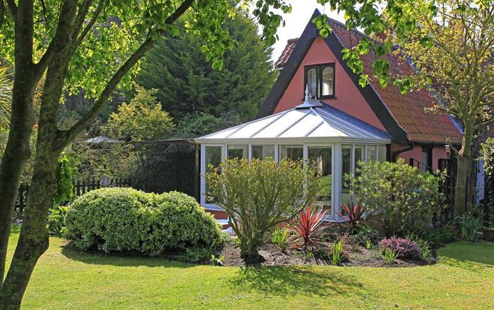 The Cottage, Frostenden