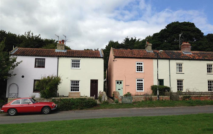 Sunnyside Cottage, Westleton