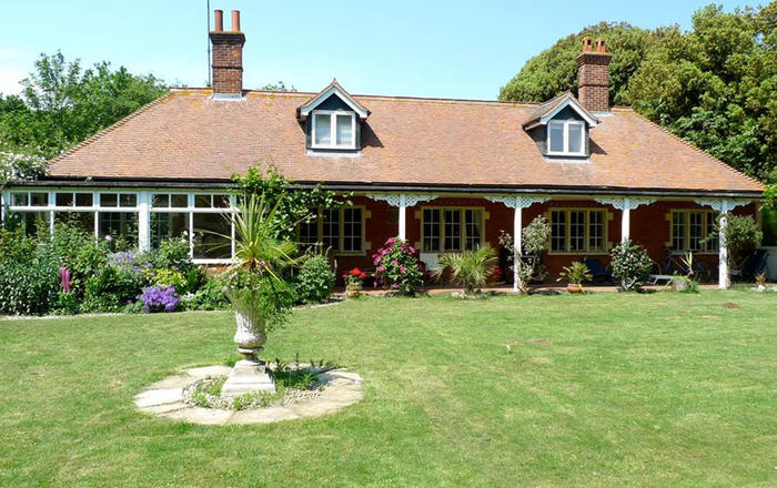 Forresters Lodge, Bawdsey