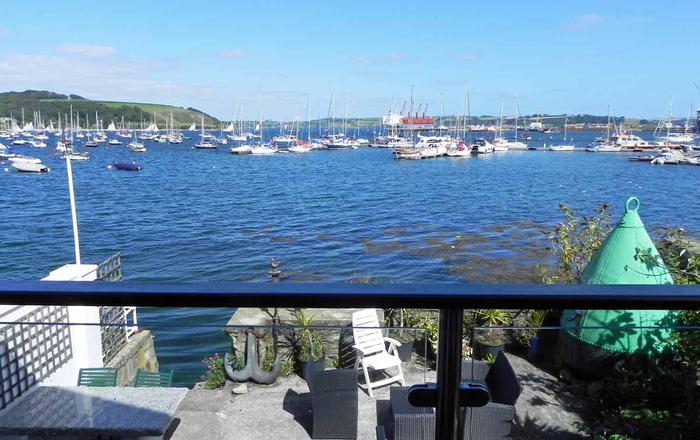 The Anchorage, Falmouth