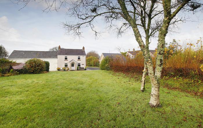 Tirmynydd Farm Cottage, Three Crosses