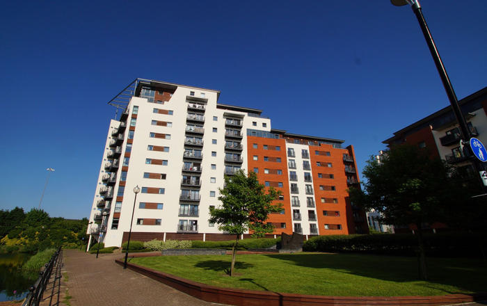 Cardiff Bay View Apartment, Cardiff