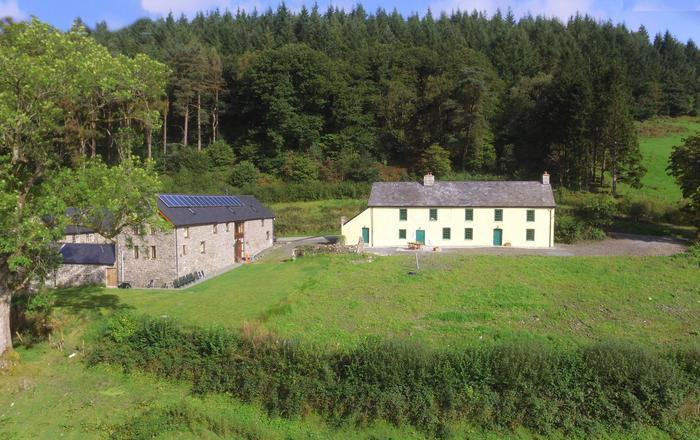 Group Accommodation Llanwrtyd, Llanwrtyd Wells