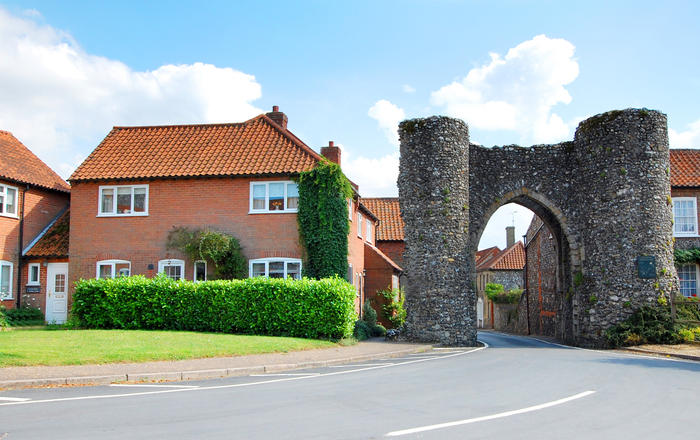 Peddars Cottage, Castle Acre