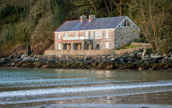2 The Boathouse, Llanbedrog