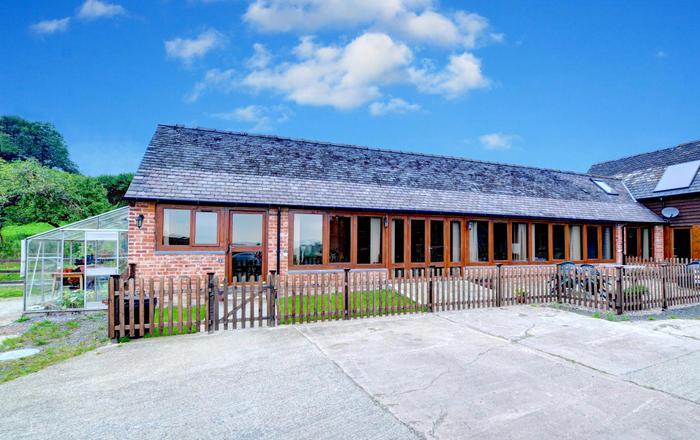 Barn 1, Welshpool