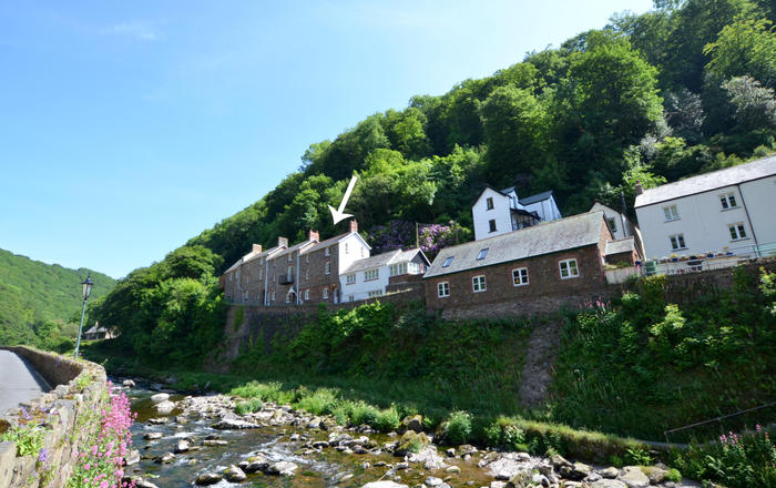 East Lyn Cottage, Lynmouth