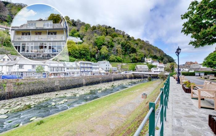 River View, Lynmouth