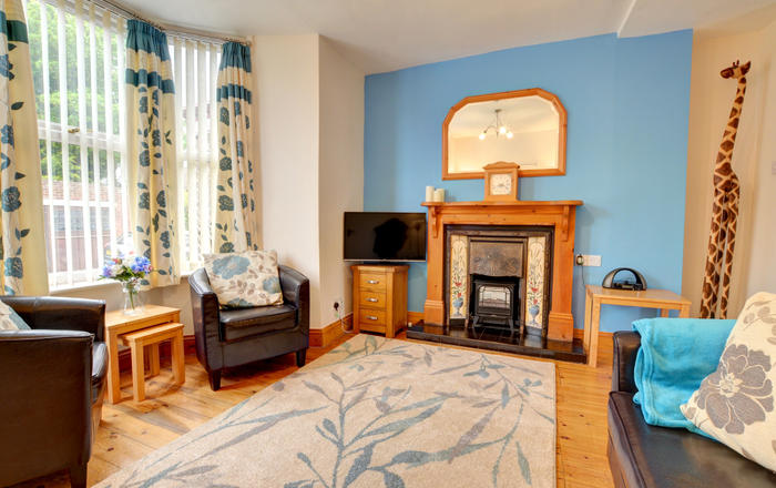 Florence Cottage, Saltburn By The Sea
