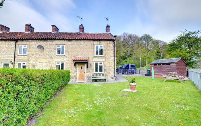 Whistle Stop Cottage, Pickering