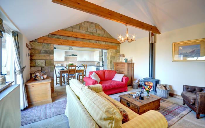 Byre Cottage, Easington