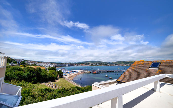 Haven Roof Terrace, Swanage