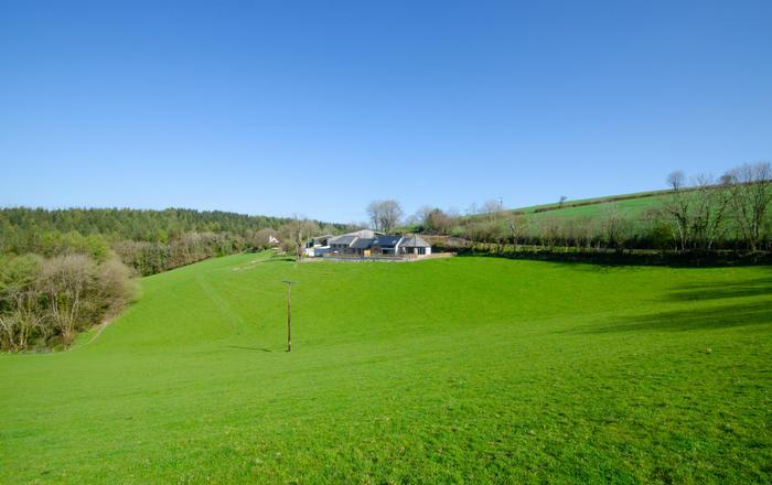 Swallows Barn, South Molton