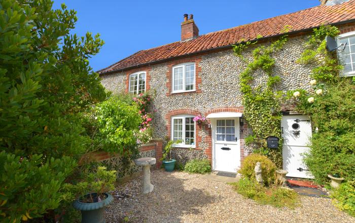 Merryweather Cottage, Mundesley