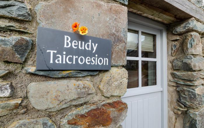 Beudy Taicroesion, Barmouth