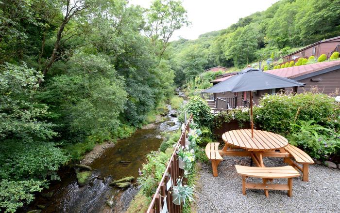 River Lodge, Lynton