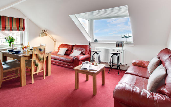 Priory Penthouse, Whitley Bay