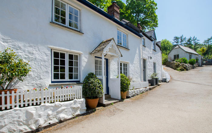 Wednesday Cottage, Helford