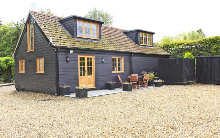 The Lodge, Cowlinge