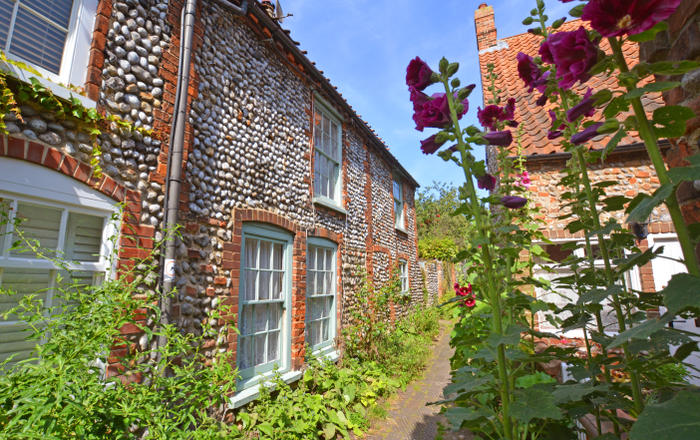 Hollyhock Cottage, Cley