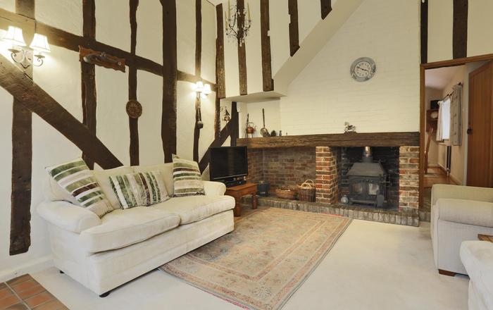 Clematis Cottage, Lavenham
