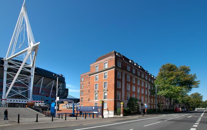 Stryd y Porth Cardiff Apartment, Cardiff