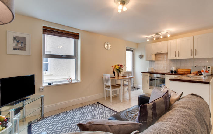 Trevose Apartment, St Ives