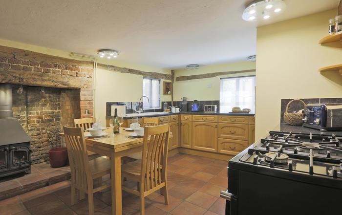 Oak Cottage, Stoke Ash