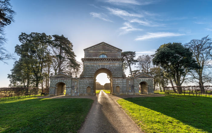 The Triumphal Arch, Wells-next-the-sea