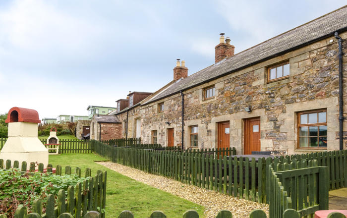 Plover (Heather Cottages), Bamburgh