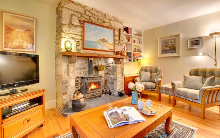 Eider Cottage, Near Bamburgh, Bamburgh