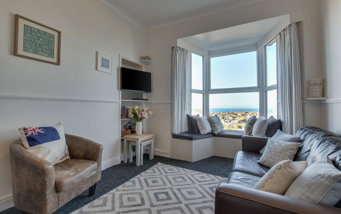 Flat 5, 7 Barnoon Terrace, St Ives
