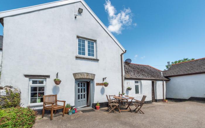 Hayloft Cottage, Ilfracombe