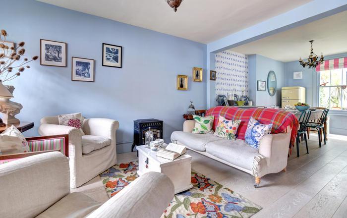 Edinburgh Cottage, Aldeburgh